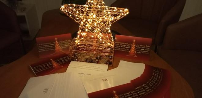 Pflegewohl24 wünscht Frohe Weihnachten